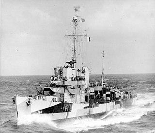 USS <i>Pope</i> (DE-134)