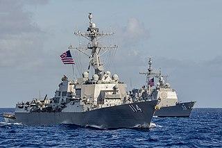 USS <i>Ralph Johnson</i>