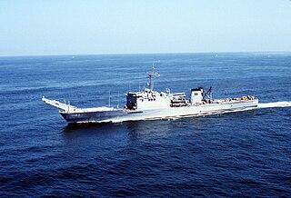 USS <i>Schenectady</i> (LST-1185) Newport-class tank landing ship