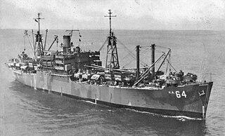 USS <i>Caswell</i> (AKA-72)