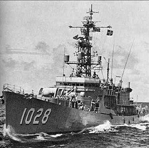 USS Van Voorhis (DE-1028) - USS Van Voorhis (DE-1028)