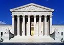 アメリカ合衆国最高裁が行われる最高裁判所