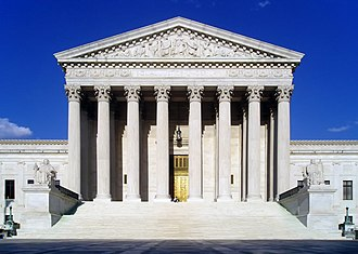 United States Supreme Court Building - West Façade
