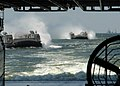 US Navy 030916-N-4008C-512 Landing Craft Air Cushions approach the well deck.jpg