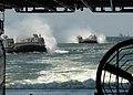 US Navy 030916-N-4008C-512 Landing Craft Air Cushions approach the well deck.jpg