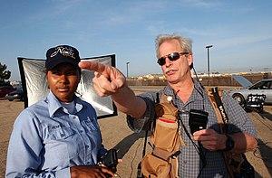 James B. Dickman - Dickman, right,Shannon E. Renfroe, left, in 2004