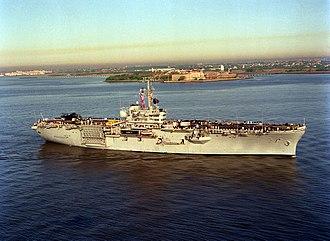USS Guadalcanal (LPH-7) - USS Guadalcanal (LPH-7)