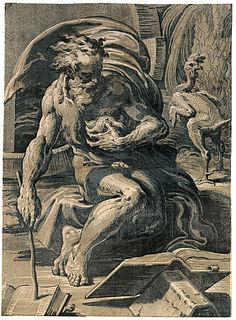 Ugo da Carpi Italian printmaker and painter