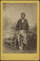 Um intérprete de Cabinda, c. 1880 - Cunha Moraes (Research Center for Material Culture).png