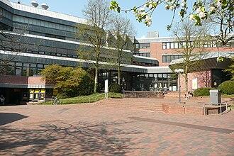 University of Oldenburg - The main building of Uhlhornsweg campus