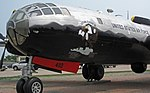 United States Air Force - Boeing B-29 Superfortress bomber plane 4 (43527771614).jpg