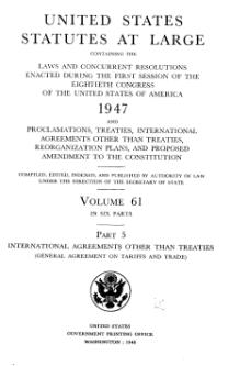 United States Statutes at Large Volume 61 Part 5.djvu