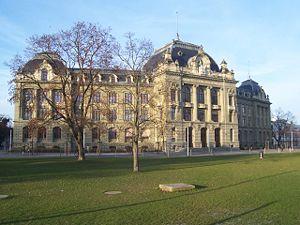 University of Bern cover