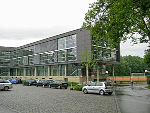 University of Passau - ITZ International House