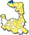 Unterschleissheim - Lage im Landkreis.png