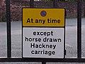 Unusual Sign - Beverley Minster - geograph.org.uk - 92716.jpg