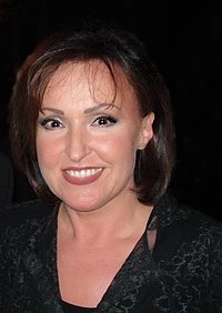 Ute Freudenberg bei der Verleihung der Goldenen Henne 2009