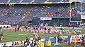 Utes on field pregame at 2009 Poinsettia Bowl.JPG