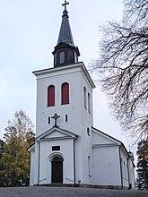 Fil:Västra Fågelviks kyrka1 - Oktober 2014.jpg