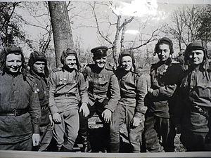 Список танкистов-асов Второй мировой войны — Википедия