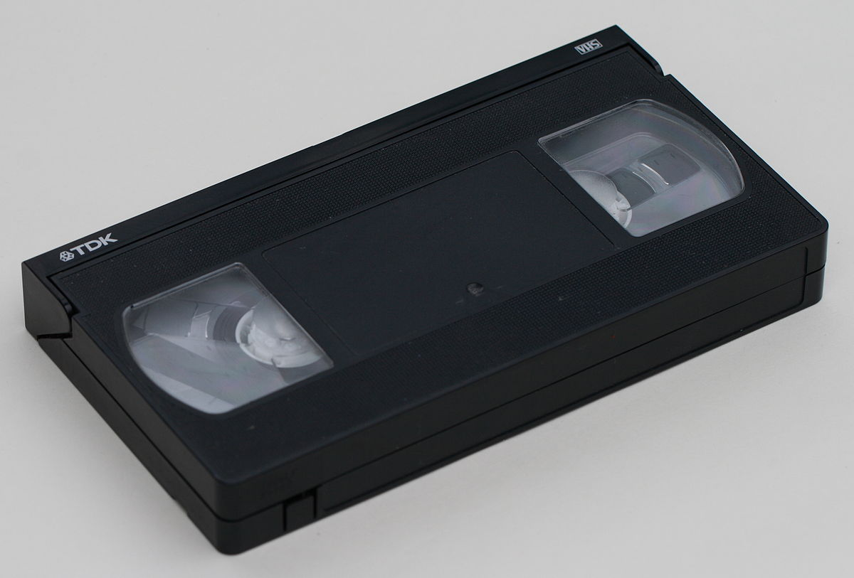 Vhs Wiktionary