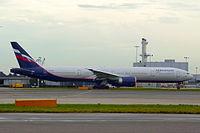 VP-BGD - B77W - Aeroflot