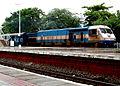 VSKP-Nanded Express at Safilguda 01.JPG