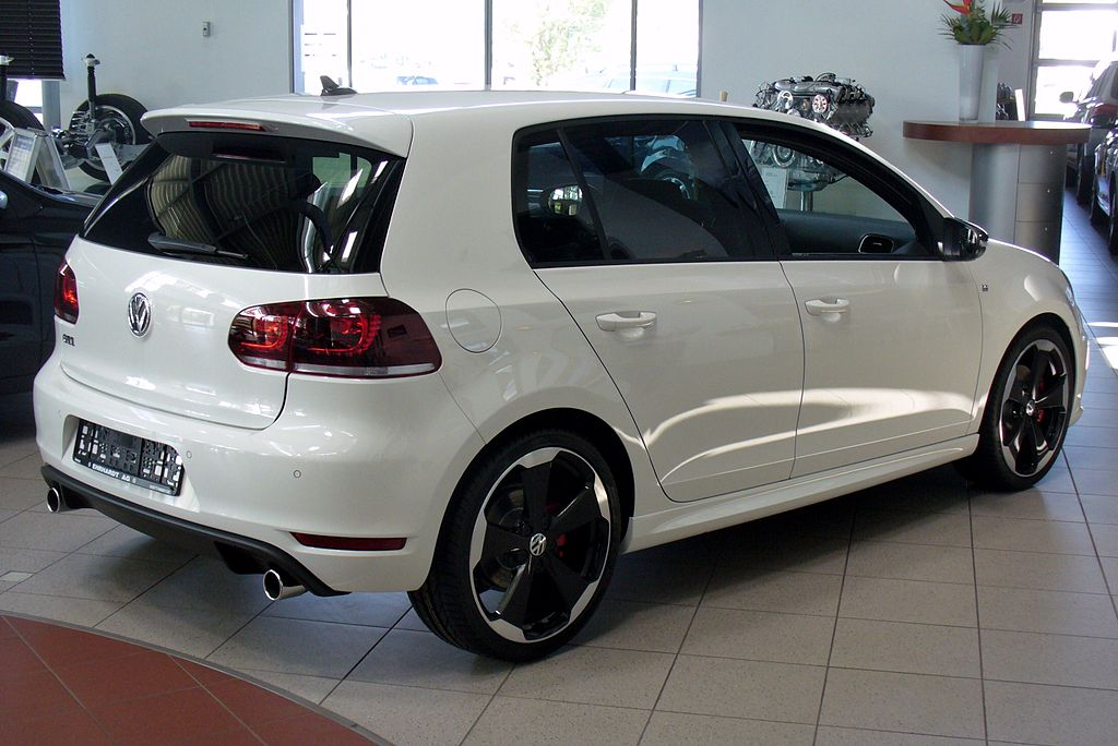 file vw golf vi gti edition 35 heck jpg wikimedia commons. Black Bedroom Furniture Sets. Home Design Ideas
