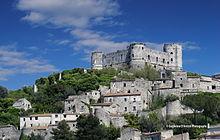 Castello medievale di Vairano Patenora