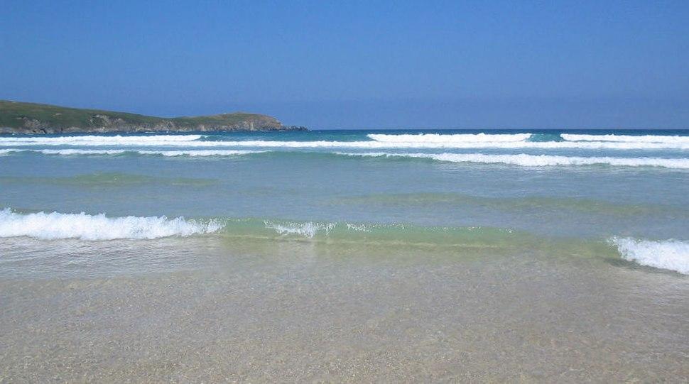 Valdoviño praia-Galiza