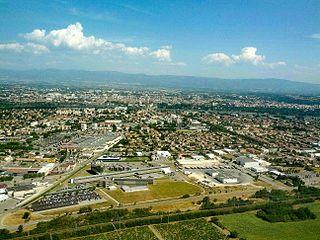 Valence, Drôme Prefecture and commune in Auvergne-Rhône-Alpes, France