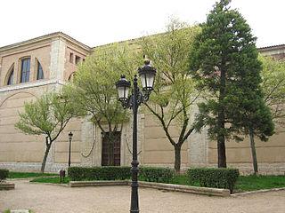 Monastery of Santa María la Real de las Huelgas, Valladolid cultural property in Valladolid, Spain
