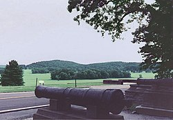 Valley Forge grounds