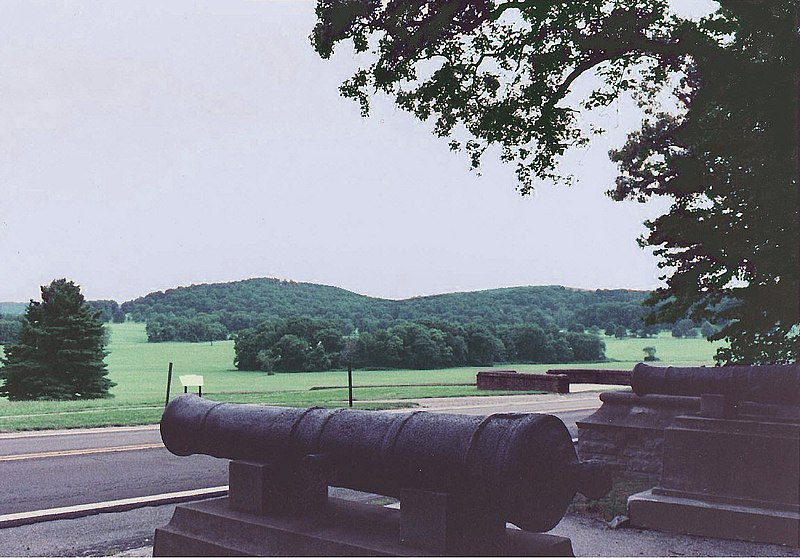 Archivo:Valley Forge grounds.jpg