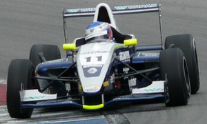 2008 Formula Renault 2.0 Northern European Cup - Valtteri Bottas during the championship