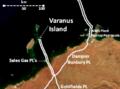 VaranusIslandIncident locator.png