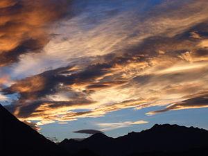 Varenna Clouds