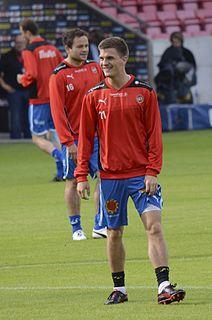 Vegard Lysvoll Footballer