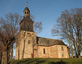 Oberkrämer - Church in Vehlefanz