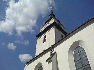 Velké Meziříčí - Image: Velké Meziříčí věž