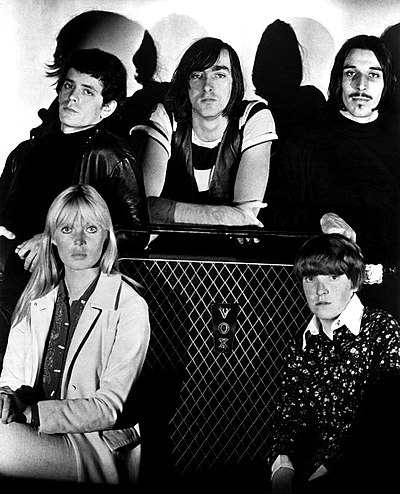Picture of a band or musician: The Velvet Underground
