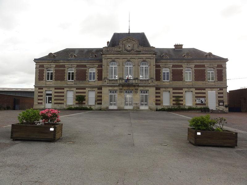 Vendeuil (Aisne) mairie