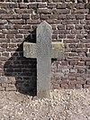venray blitterswijck, rijksmonument 28433, o.l.v. geboortekerk kerkhof, grafkruis 1659