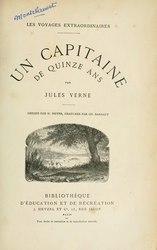 Jules Verne: Un capitaine de quinze ans