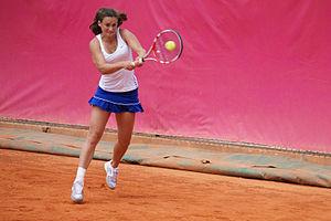Vesna Dolonc - Vesna Dolonc at the 2012 Open GDF Suez de Cagnes-sur-Mer Alpes-Maritimes
