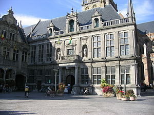Veurne - Old Courthouse