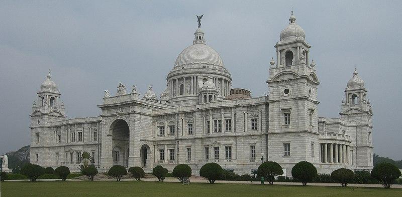 File:Victoria memorial kolkata.jpg