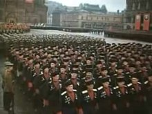 Archivo:Victory Parade 1945.ogv