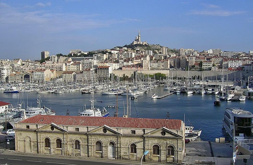 Vieux port de Marseille 2