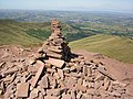 View from the summit of Cribyn - geograph.org.uk - 1302896.jpg